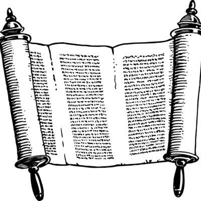 Zvitok Svätých Písem.